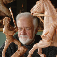 Fred Filer sculptor