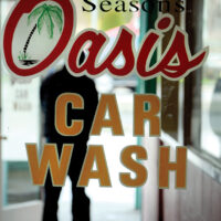 Oasis Carwash  -photo Mike Wakefield Feb25/16