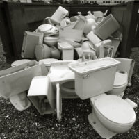 Recycled Toilets 1